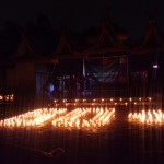 Earth Hour Pekanbaru 2015
