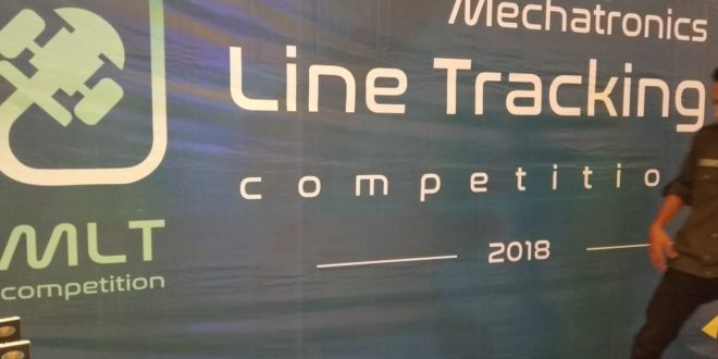 Mechatronic Line Tracking Competition 2018: Track Your Line, Reach Your Dream