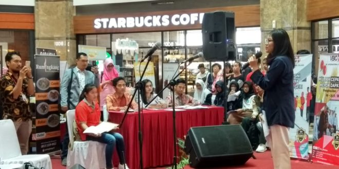 The Weekend Market: Culinary Festival oleh VBIC Pekanbaru